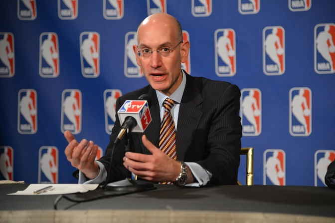 The Brilliance of Adam Silver and One Minor Concern